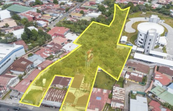 Lote Residencial – Comercial